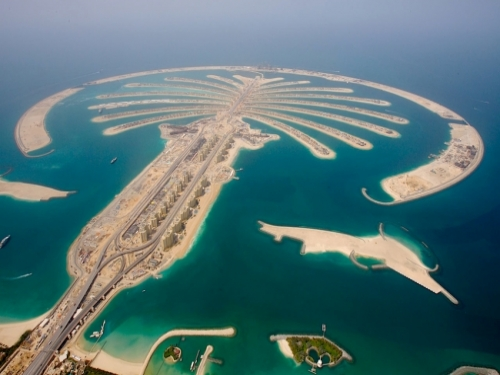 Dubai Palm Island Tour